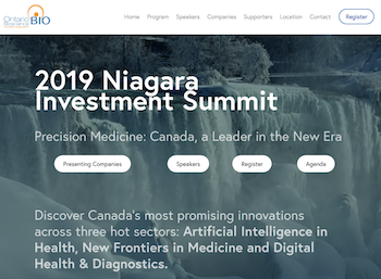 Kimia's Director Delivers Keynote at the 2019 Niagara Investment Summit
