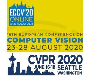 Kimia Lab Students publish and present at ECCV and CVPR