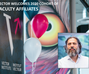 Vector Welcomes 2020 Cohort of Faculty Affiliates