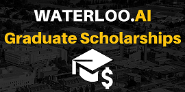 Kimia Students receive Waterloo AI Institute  Scholarships